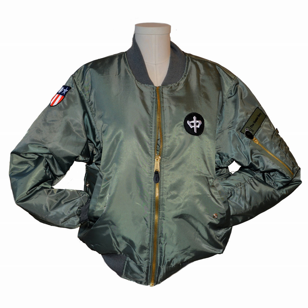Flying the Hump Commemorative Flight Jacket