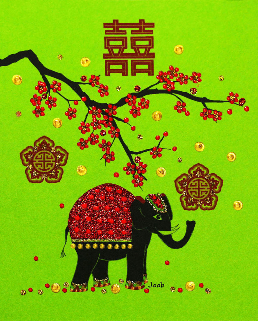 Jaab Cards - The Wishing Tree