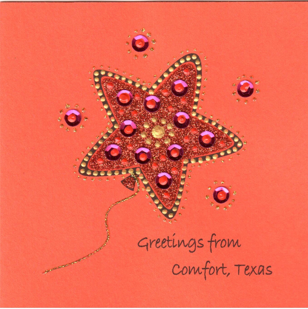 Jaab Cards - Star Greetings (Comfort, TX)