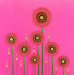 Jaab Cards - Just Flowers - Thank You (Pack of 5)