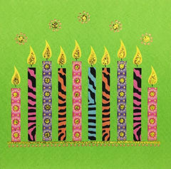 Jaab Cards - Birthday Candles