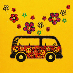 Jaab Cards - Flower Power