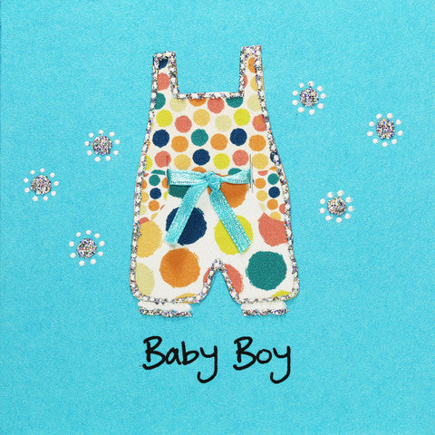 Jaab Cards - Baby Boy