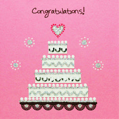 Jaab Cards - Wedding Cake