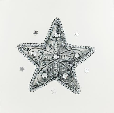 Jaab Cards - Silver Star Card