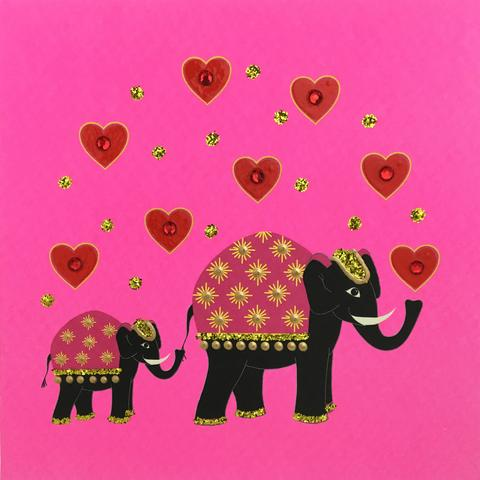 Jaab Cards - Elephant Hearts
