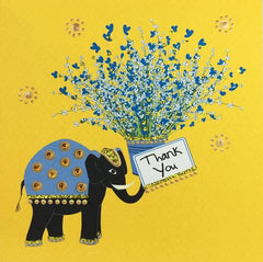 Jaab Cards - Thank You Elephant
