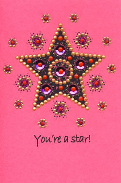 Jaab Cards - You're a Star