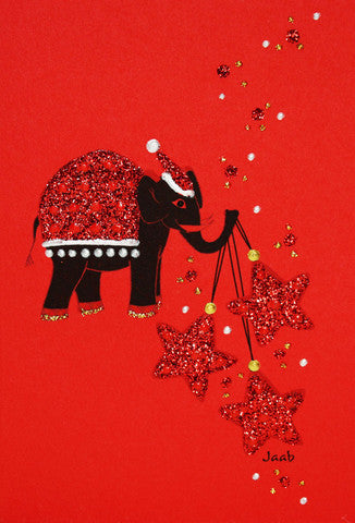 Jaab Cards - Elephants Stars