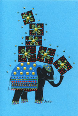 Jaab Cards - Elephant Presents
