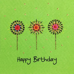 Jaab Cards - Birthday Sparkles