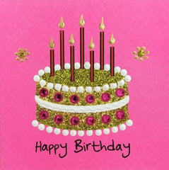 Jaab Cards - Birthday Cake