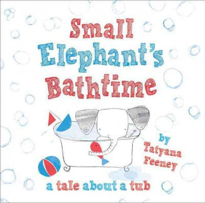 Small Elephant's Bathtime