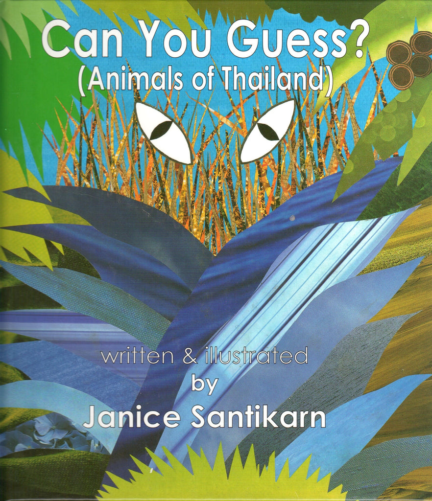 Can You Guess? (Animals of Thailand)