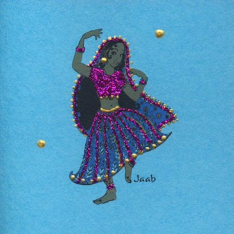 Jaab Cards - Dancer