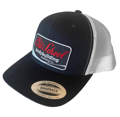 Trucker Black & White ZERO