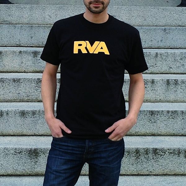 Black & Gold RVA T-Shirt