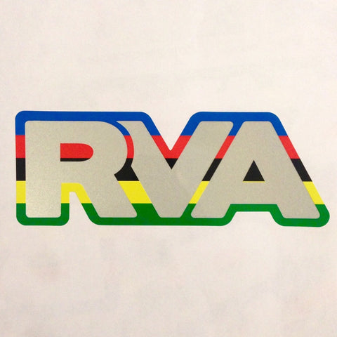 FREE RVA Sticker — 2015 Special Edition