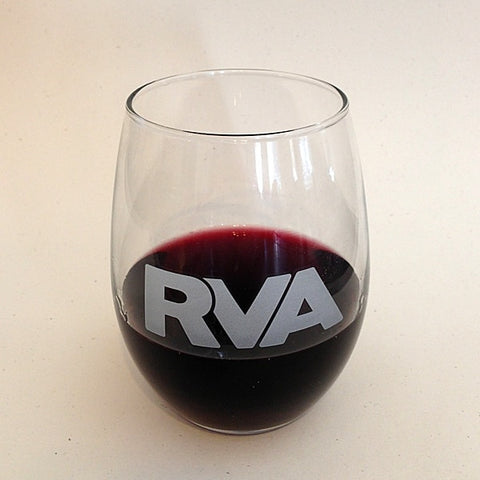 RVA wine glass