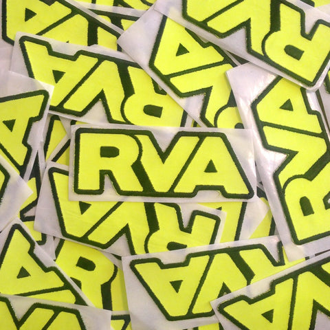 RVA Patch - Yellow