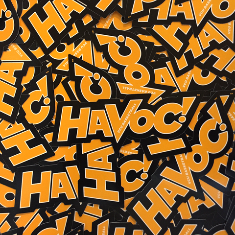 The HAVOC!™ Sticker