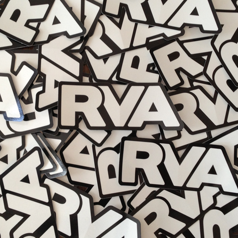 RVA sticker
