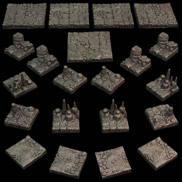Cavern Floor Pack unpainted