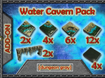 Water Cavern Pack unpainted