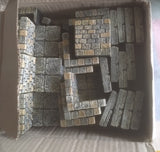 Game Tiles - single set - test painted set