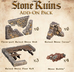 Stone Ruins - unpainted