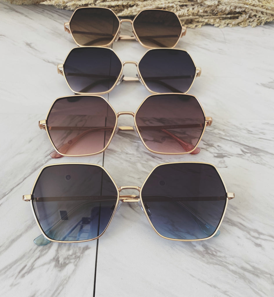 Stay Wavy Sunglasses