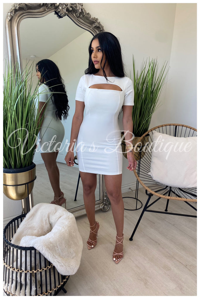 Lianna Dress (White)