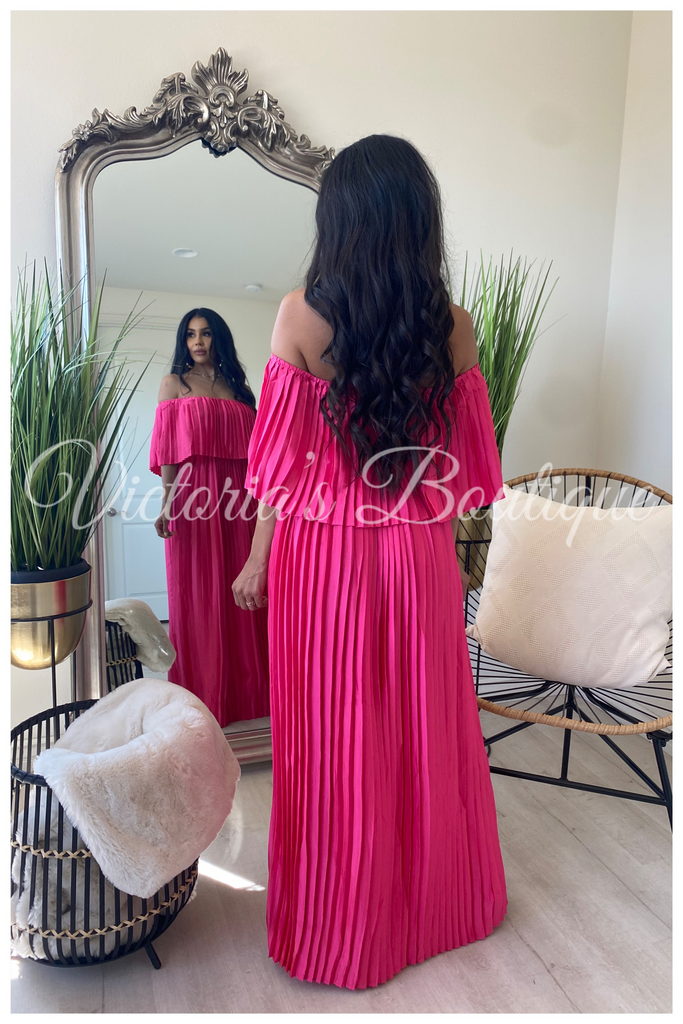 Private Oasis Maxi Dress