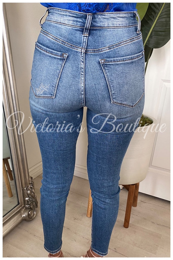 707 High Rise Jeans