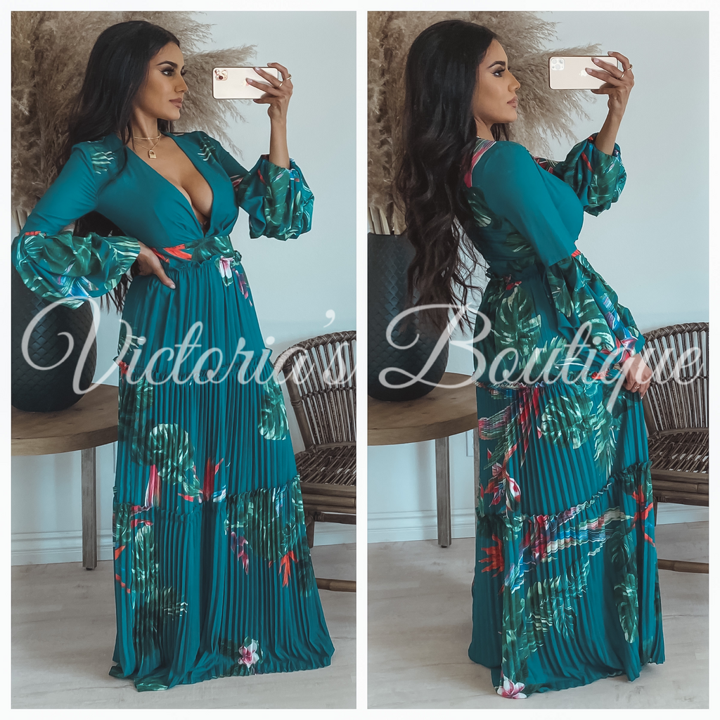 Alizah Maxi Dress
