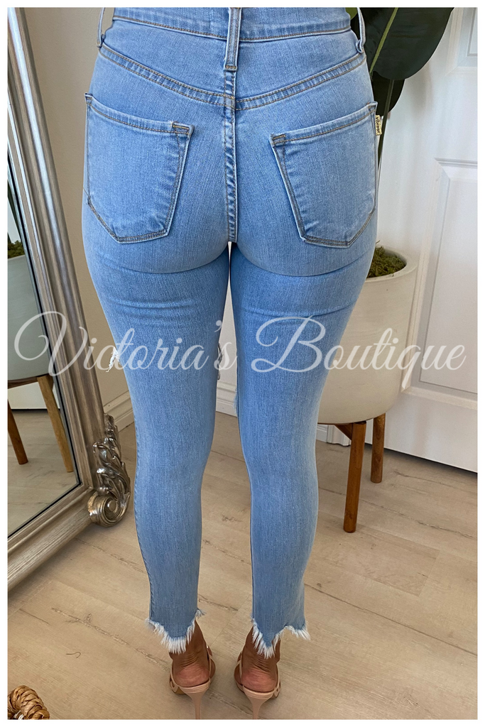 KG High Rise Jeans