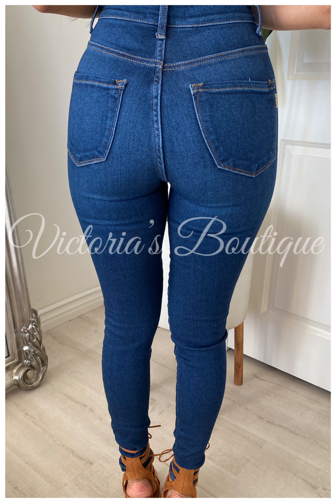 Heat Wave High Rise Jeans