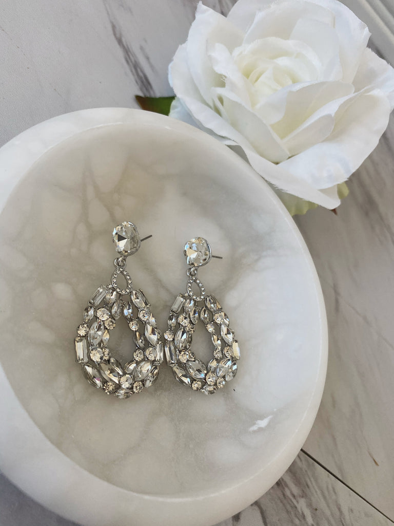 Tessa Earrings (Silver)