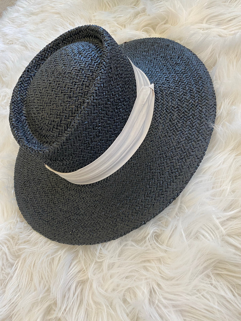 Cancun Hat (Black)
