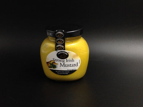 "Lakeshore ""Strong Irish Mustard"" 220g"