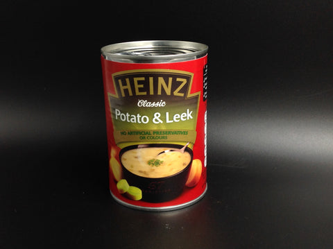 Heinz Classic Potato and Look Soup 400g