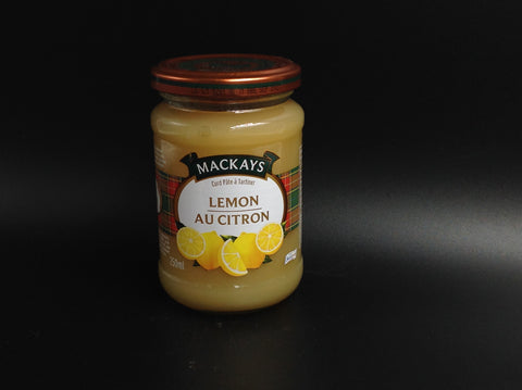 "Mackays ""Lemon Curd ""250ml"