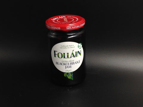 Follain Blackcurrant Jam 370g