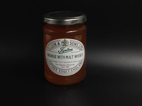 Tiptree Orange With Malt Whiskey Marmelade 340g