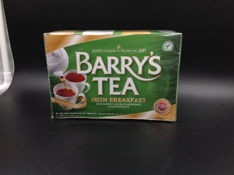 Barry's Irish Breakfast Tea 80s