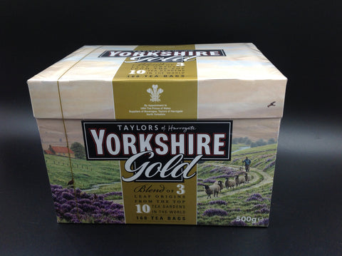 Taylors of Harrogate Yorkshire Gold Tea 160 Bags