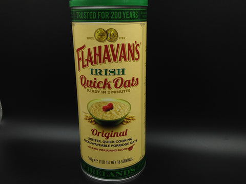 Flahavan's Irish Quick Oats Original 500g