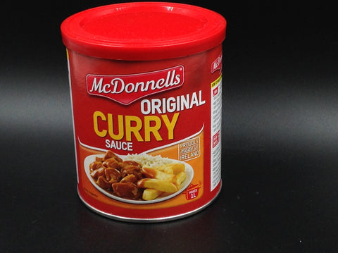 McDonnells Original Curry Sauce Mix 250g