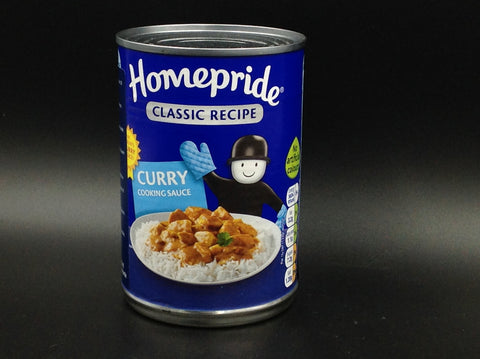 Homepride Curry Cooking Sauce 400g