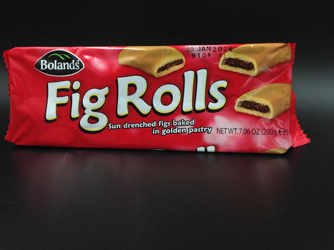 Boland's Fig Rolls 200g